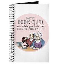Unique Book club Journal