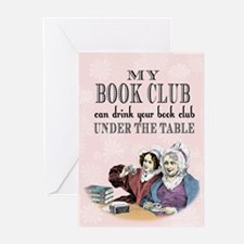 Book Club Greeting Cards (Pk of 10)