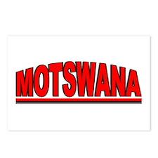 """Motswana"" Postcards (Package of 8)"