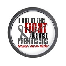 In The Fight 1 PD (Mother) Wall Clock