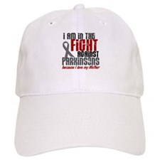 In The Fight 1 PD (Mother) Baseball Cap