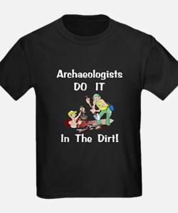 Archaeologists Gift T