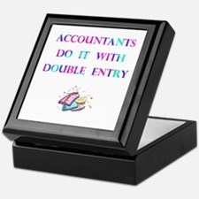 Accountants Gift Keepsake Box