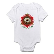 Pizza Bagel Infant Bodysuit