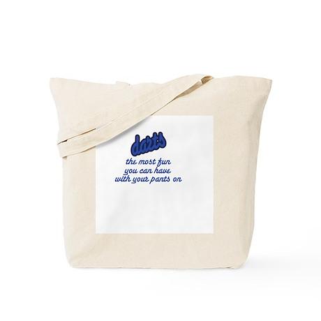 Darts/Fun Tote Bag
