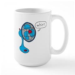 Whirr Mug