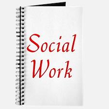 Social Work (red) Journal