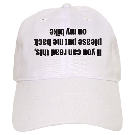 If you can read this... Cap