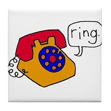 Ring Tile Coaster