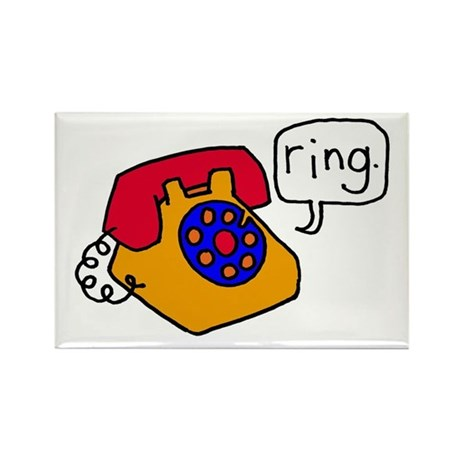 Ring Rectangle Magnet