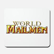 World of Mailmen Mousepad