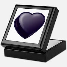 Dark Candy Heart Keepsake Box