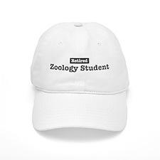 Retired Zoology Student Baseball Cap