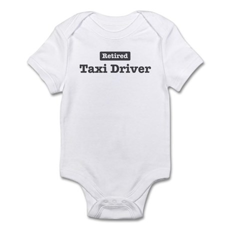 Retired Taxi Driver Infant Bodysuit