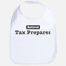 Retired Tax Preparer Bib