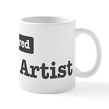 Retired Tattoo Artist Mug
