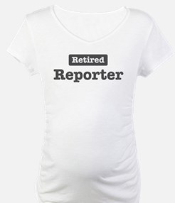 Retired Reporter Shirt