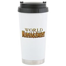 World of Mangement Travel Mug