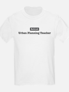 Retired Urban Planning Teache T-Shirt