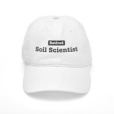 Retired Soil Scientist Baseball Cap