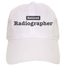 Retired Radiographer Baseball Cap
