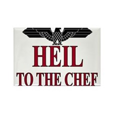 Heil Chef Rectangle Magnet (100 pack)