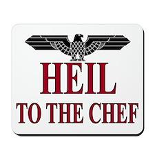 Heil Chef Mousepad