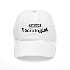 Retired Sociologist Baseball Cap