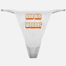 ONE HIT WONDER Classic Thong