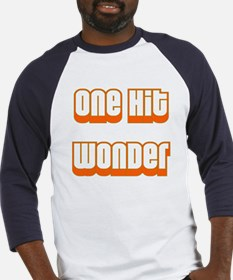 ONE HIT WONDER Baseball Jersey