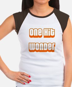 ONE HIT WONDER Women's Cap Sleeve T-Shirt