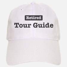 Retired Tour Guide Baseball Baseball Cap