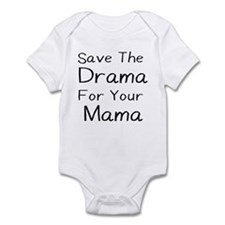 SAVE THE DRAMA FOR YOUR MAMA Onesie