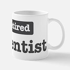 Retired Scientist Mug