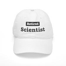 Retired Scientist Baseball Cap