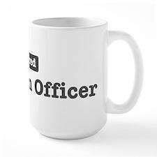 Retired Probation Officer Mug