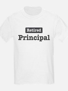 Retired Principal T-Shirt