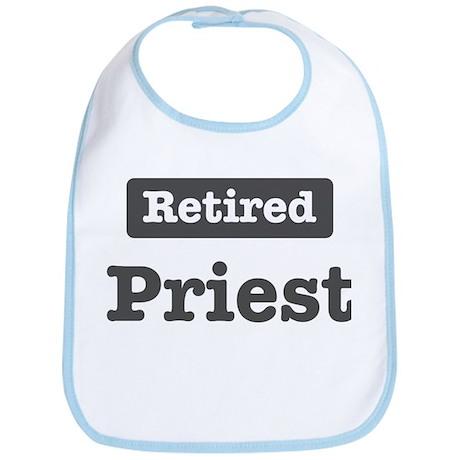 Retired Priest Bib