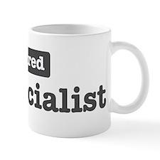 Retired Pr Specialist Mug