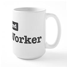 Retired Postal Worker Mug