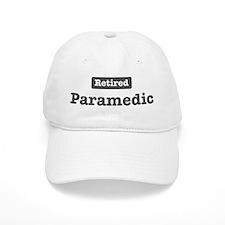 Retired Paramedic Baseball Cap