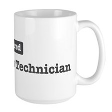Retired Medical Lab Technicia Mug