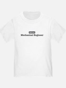 Retired Mechanical Engineer T