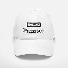 Retired Painter Baseball Baseball Cap