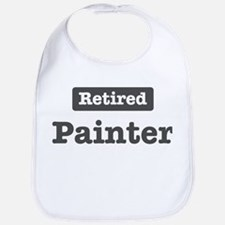 Retired Painter Bib
