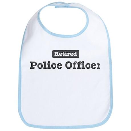 Retired Police Officer Bib