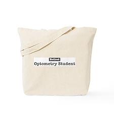 Retired Optometry Student Tote Bag