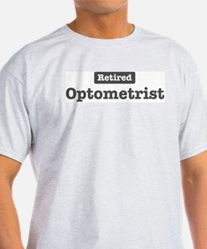 Retired Optometrist T-Shirt