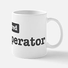 Retired Plant Operator Mug
