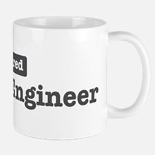 Retired Marine Engineer Mug